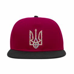 Снепбек Квітучий герб України
