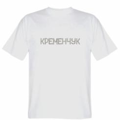 Футболка Квітучий Кременчук