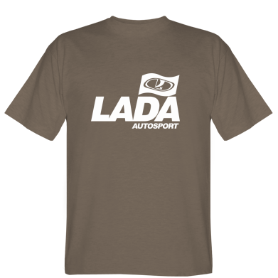 Футболка Lada Autosport