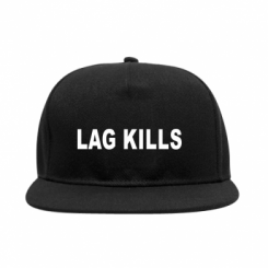 Снепбек Lag kills