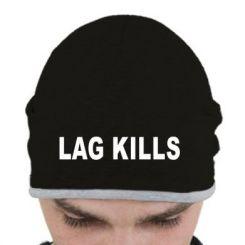 Шапка Lag kills