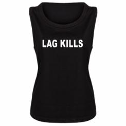 Майка жіноча Lag kills