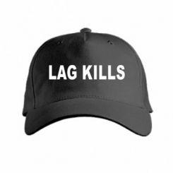 Кепка Lag kills