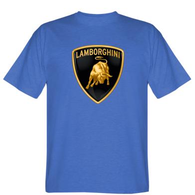 Футболка Lamborghini Logo
