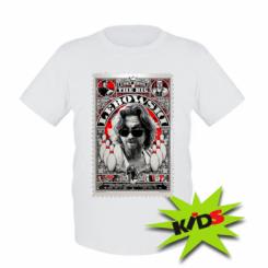 Дитяча футболка Lebowski Poster