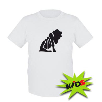 Купити Дитяча футболка Лев