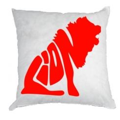 Купити Подушка Лев