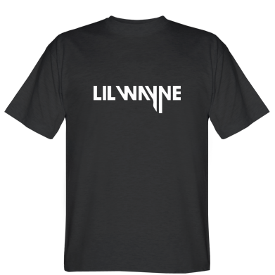 Футболка Lil Wayne