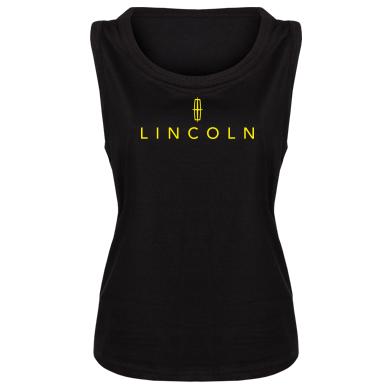 Купити Майка жіноча Lincoln logo