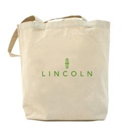 Купити Сумка Lincoln logo