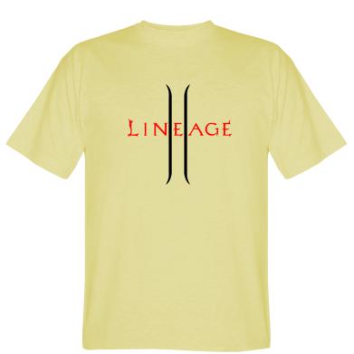 Футболка Lineage Logo