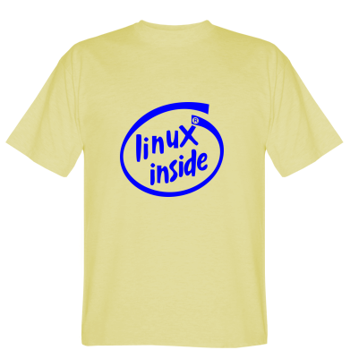 Футболка Linux Inside