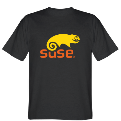 Футболка Linux Suse