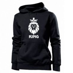 Толстовка жіноча Lion King