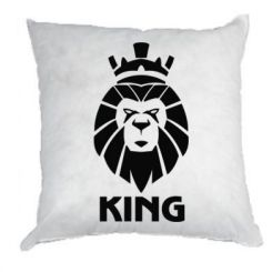 Подушка Lion King