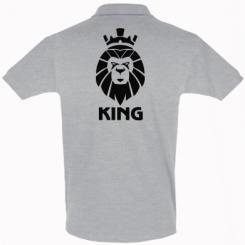 Футболка Поло Lion King