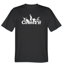 Футболка Logo CrossFit