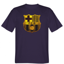 Футболка Логотип Барселони
