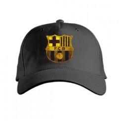 Кепка Логотип Барселони