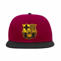 Снепбек Логотип Барселони