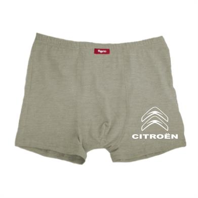 Купити Чоловічі труси Логотип Citroen