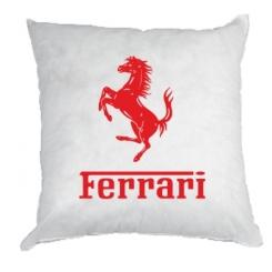 Купити Подушка логотип Ferrari