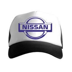 Купити Кепка-тракер логотип Nissan