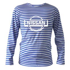 Купити Тільняшка з довгим рукавом логотип Nissan