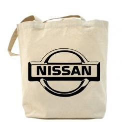 Сумка логотип Nissan