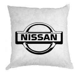 Купити Подушка логотип Nissan