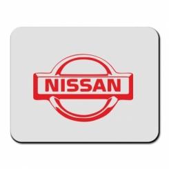 Купити Килимок для миші логотип Nissan