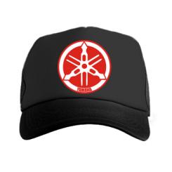 Кепка-тракер Логотип Ямаха