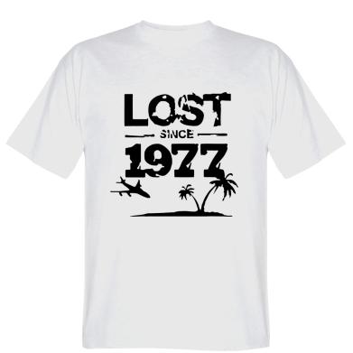 Футболка LOST since 1977