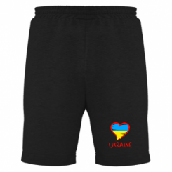 Купити Чоловічі шорти Love Ukraine