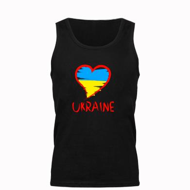 Купити Майка чоловіча Love Ukraine