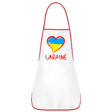 Купити Фартуx Love Ukraine