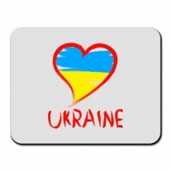 Купити Килимок для миші Love Ukraine