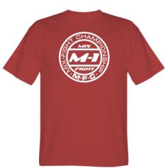 Футболка M-1 Logo