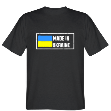 Футболка Made in Ukraine Logo