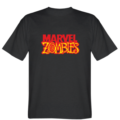 Футболка Marvel Zombies