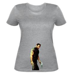 Жіноча футболка Max Payne 3