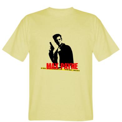 Футболка Max Payne