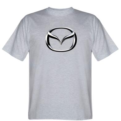 Футболка Mazda 3D Logo