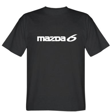 Футболка Mazda 6