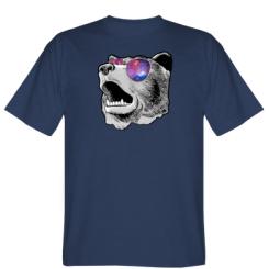 Футболка Ведмідь в окулярах
