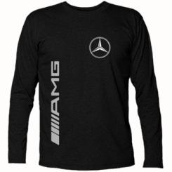 Футболка з довгим рукавом Mercedes AMG