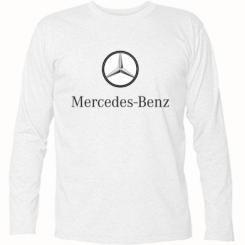 Футболка з довгим рукавом Mercedes-Benz Logo