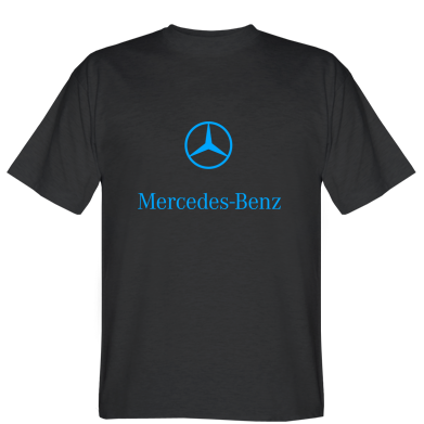 Футболка Mercedes Benz logo