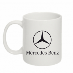 Кружка 320ml Mercedes Benz