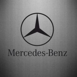 Купити Наклейка Mercedes Benz